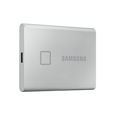 SSD Portable T7 Touch 500GB Zilver