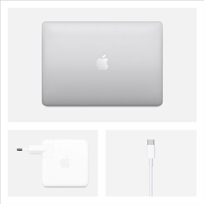 Apple Notebook 13 inch - 13 inch - i5 - 1 TB - silver