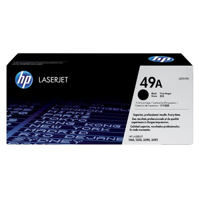 Tonercartridge HP Q5949A 49A zwart