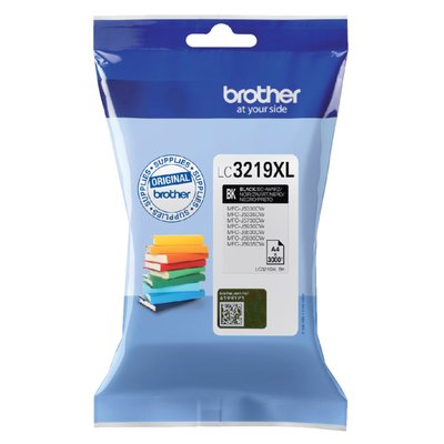 Inktcartridge Brother LC-3219XLBK zwart HC