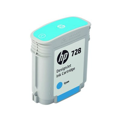 HP 728 Inktcartridge, Cyaan