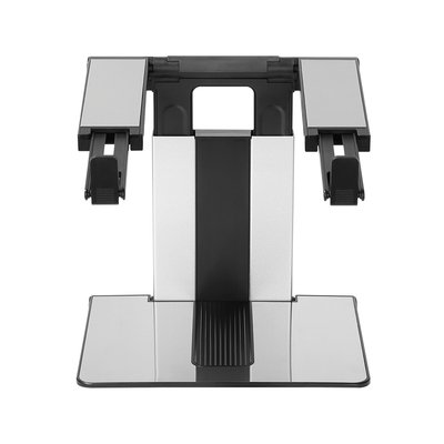 foldable laptop stand - Silver/ black 10-16i max. 5kg